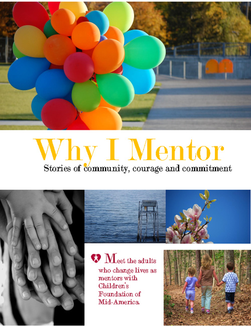 Why I Mentor :: Children's Foundation of Mid-America