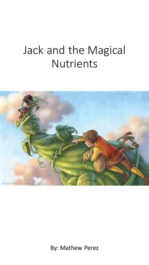 Jack and the Magical Nutrients