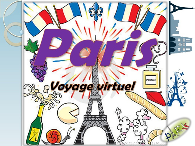 Paris - voyage virtuel