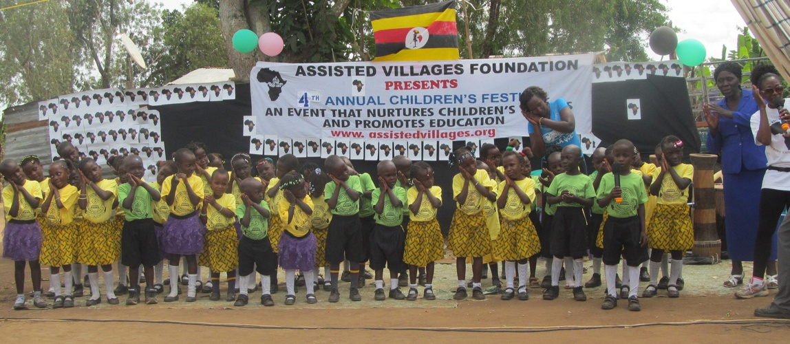 2010 Trip to Uganda