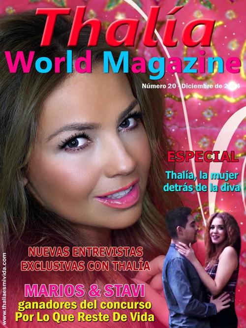 Thalía World Magazine 20