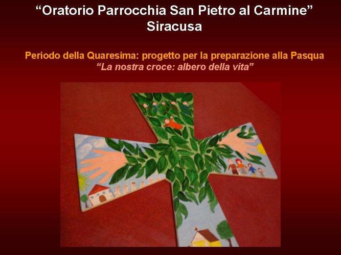 Pasqua oratorio