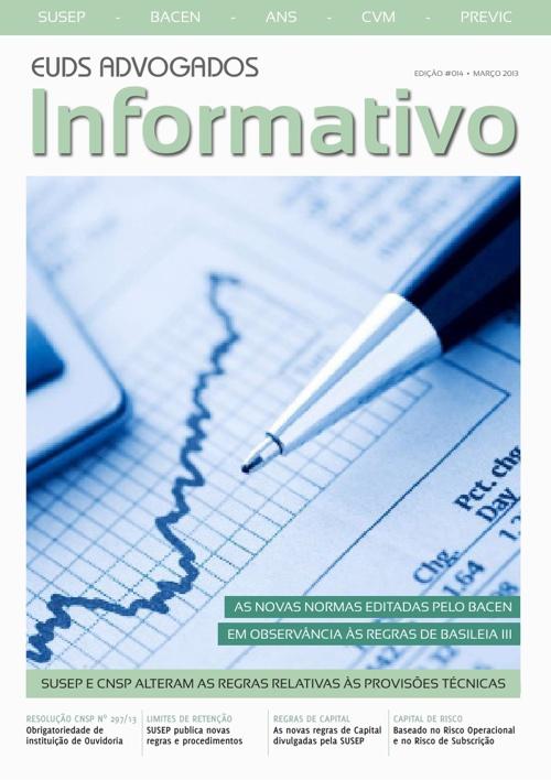 Informativo Euds Advogados - Março 2013
