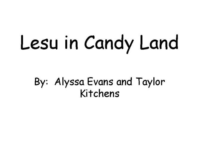 Alyssa and Taylor