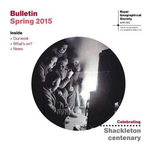 RGS-IBG Bulletin Spring 2015