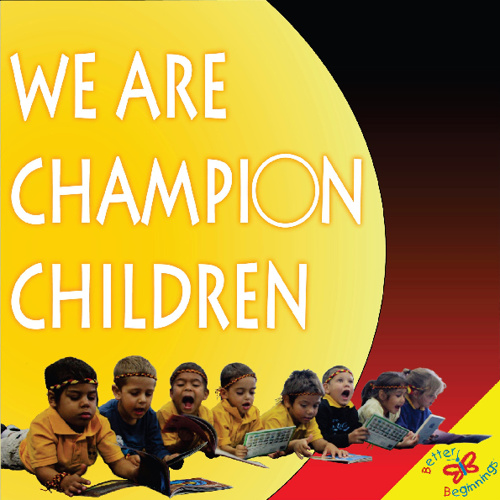 We Are Champion Children
