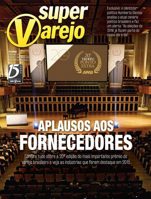 SuperVarejo Novembro de 2015 ed 175