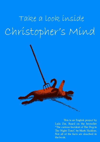 Take a look inside Christopher's Mind