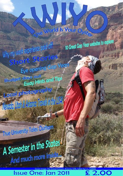 TWIYO Magazine - View Online or Download
