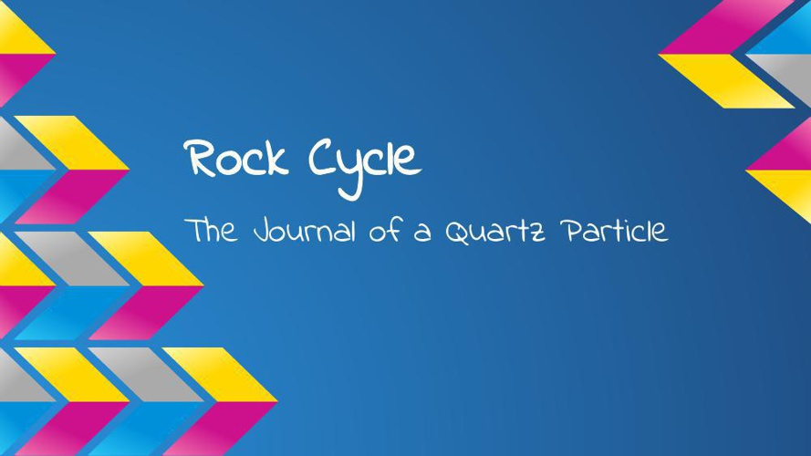 Mara Rock Cycle Journal Flipbook