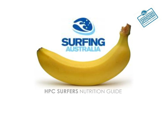 Nutrition Guide for Surfers