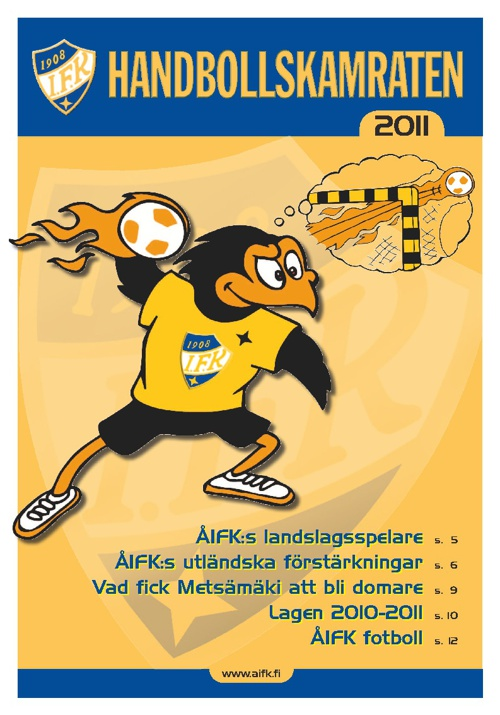 Handbollskamraten 2011
