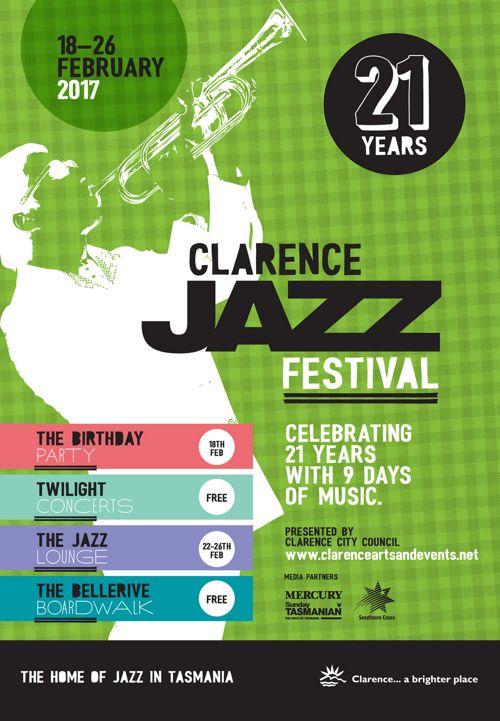 Clarence Jazz Festival 2017