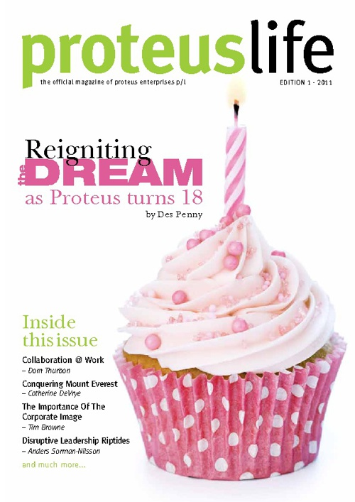 Proteuslife - Edition 1 - 2011