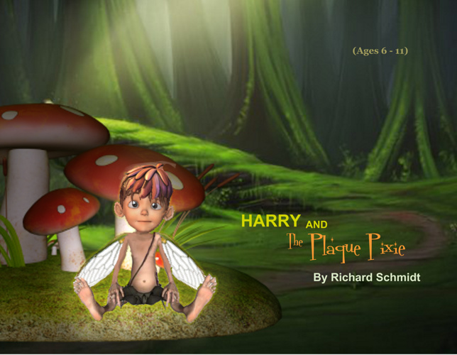 HARRY AND THE PLAQUE PIXIE (sample)