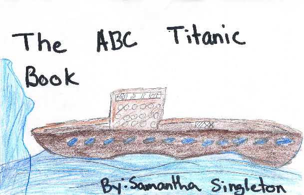 The ABC Titanic Book by Samantha