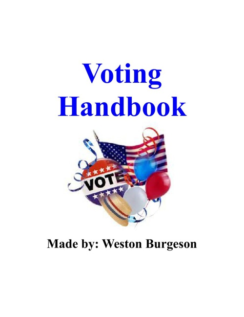 Government voting handbook
