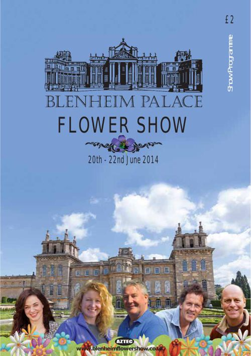 Blenheim showguide