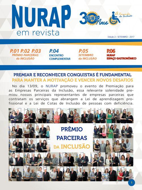 NURAP em Revista_Edição 2 SETEMBRO