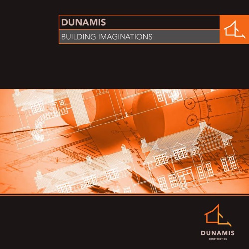 Dunamis Construction Brochure Design