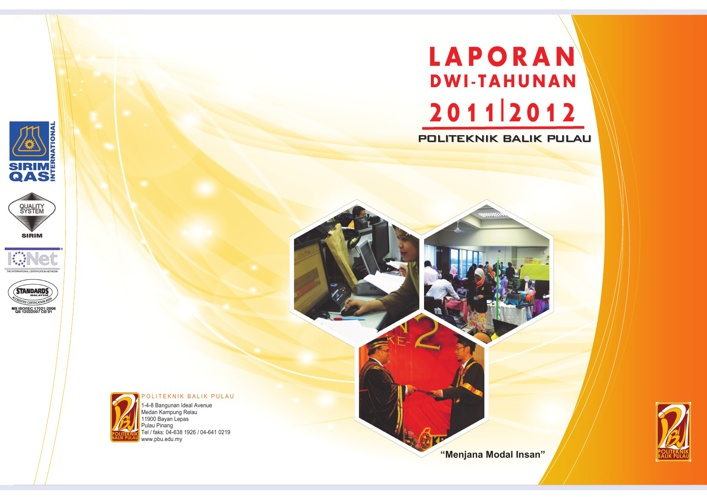 Buku Laporan Dwitahunan PBU 2012/11