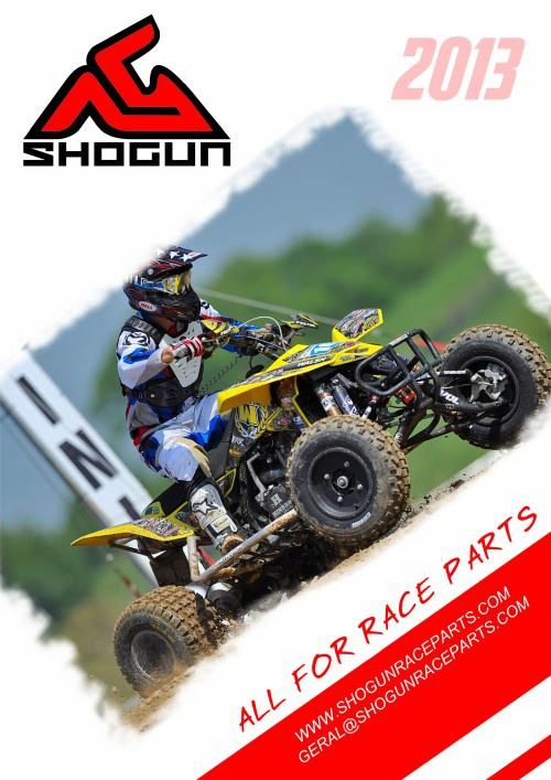 Shogun catalog 2013