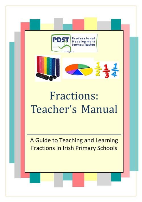 Fractions:Teacher's Manual