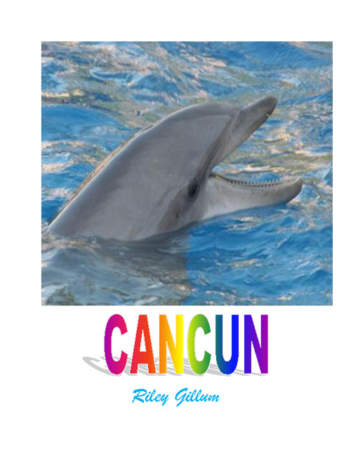 Copy of Cancun by Riley Gillum