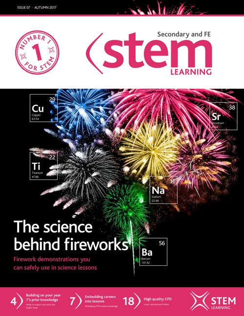 STEM Learning Magazine • Secondary 07