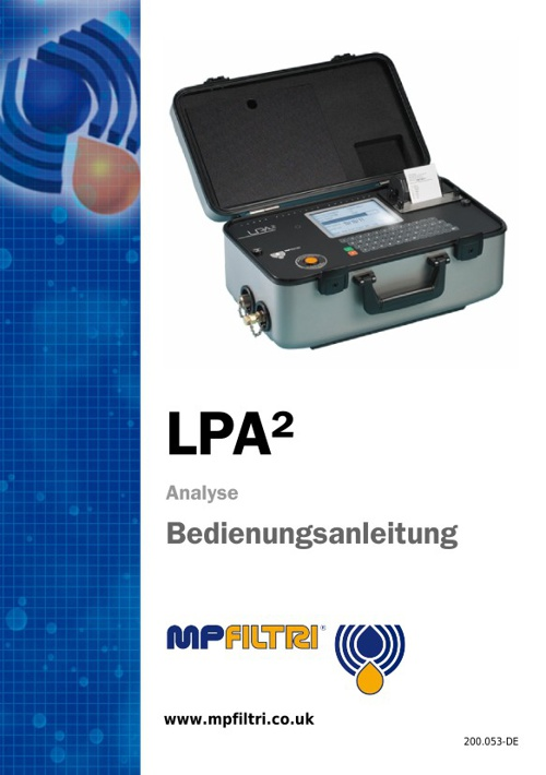 LPA2 User Guide