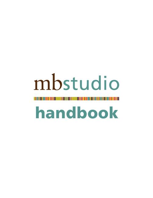 Studio Handbook
