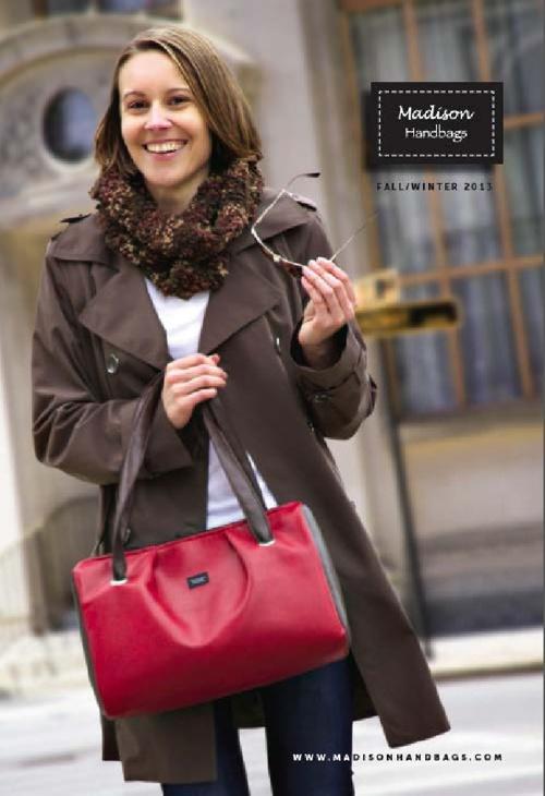Madison Handbags Fall/Winter Catalog 2013