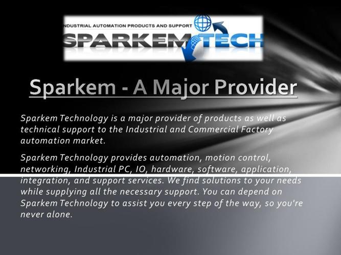 InduSoft - Sparkem Tech