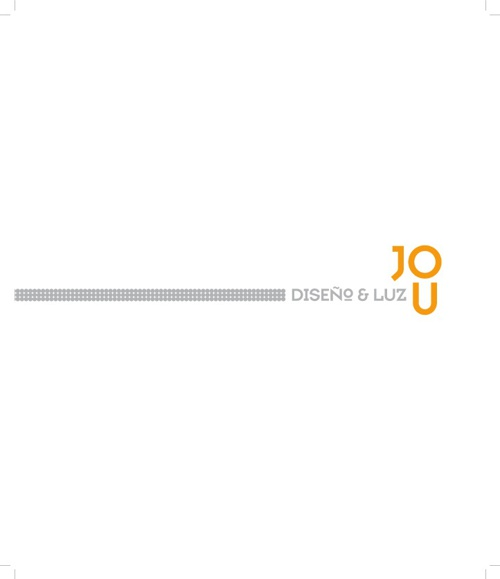 Catálogo JOU 2012