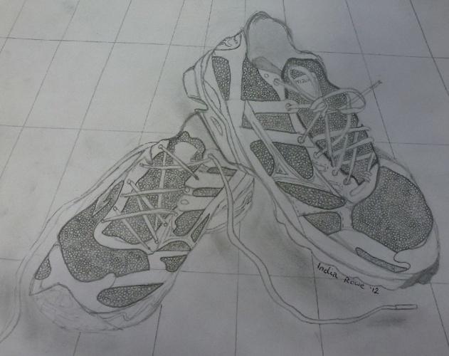 6T Shoe Drawings