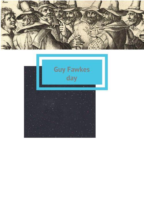 Guy Fawkes day Presentation