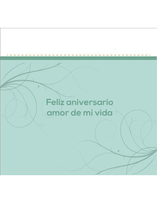 Feliz aniversario bb