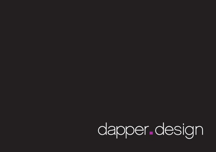 Dapper Designs Porfolio