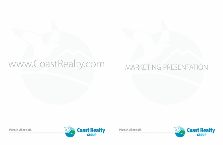 Coast Realty Marketing Booklet