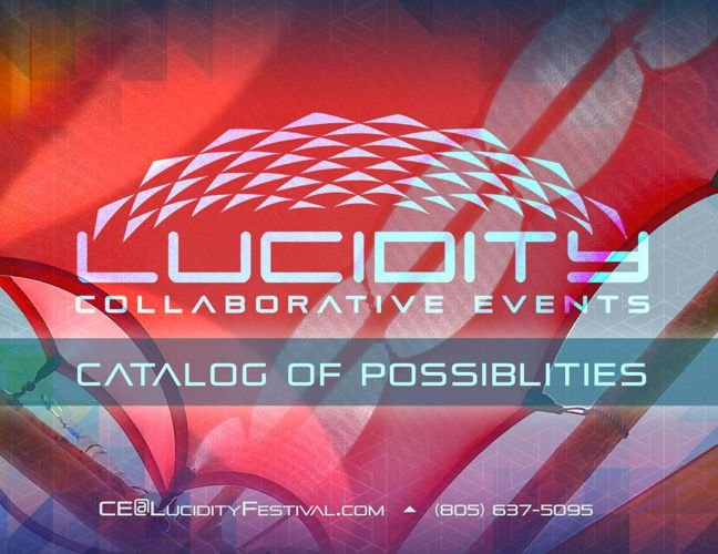 Lucidity Collaborative Events Catalog