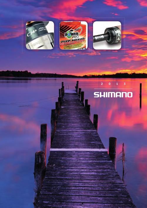 Katalog SHIMANO 2013