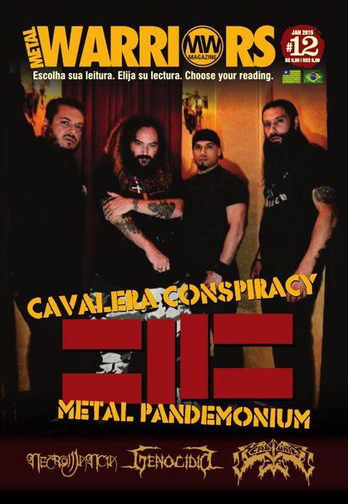 Metal Warriors Magazine #12