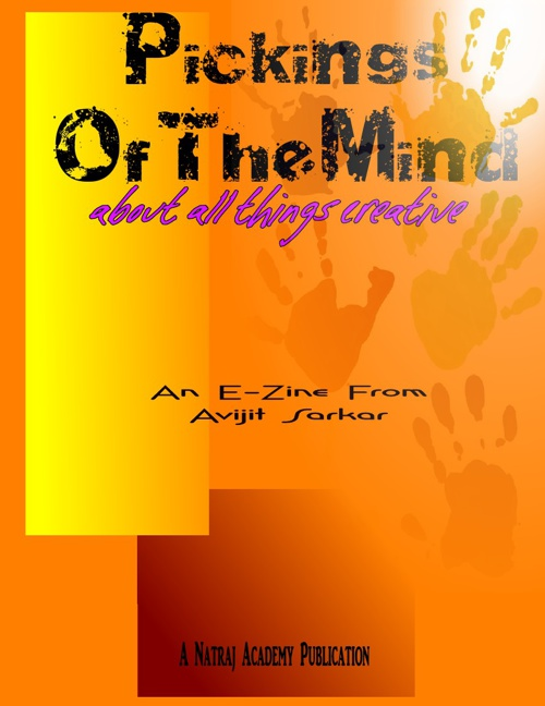 Pickings of The Mind - JULY 2013