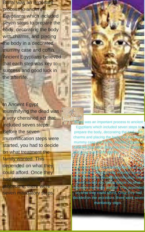 Cournoyer - mummification