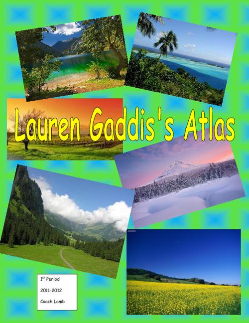 Lauren's Atlas