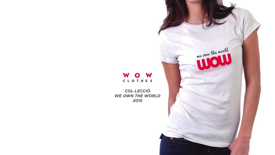 Promo Camisetas We Own the World - victor