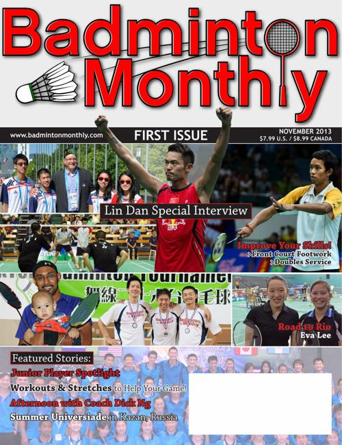 Badminton Monthly Issue #1