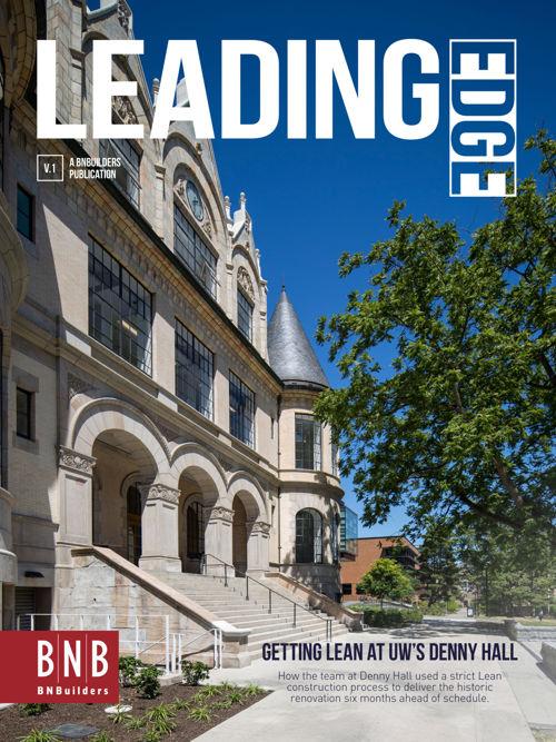 Leading Edge, Volume 1