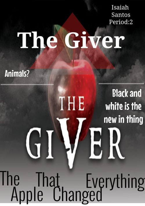 flipsnack the giver