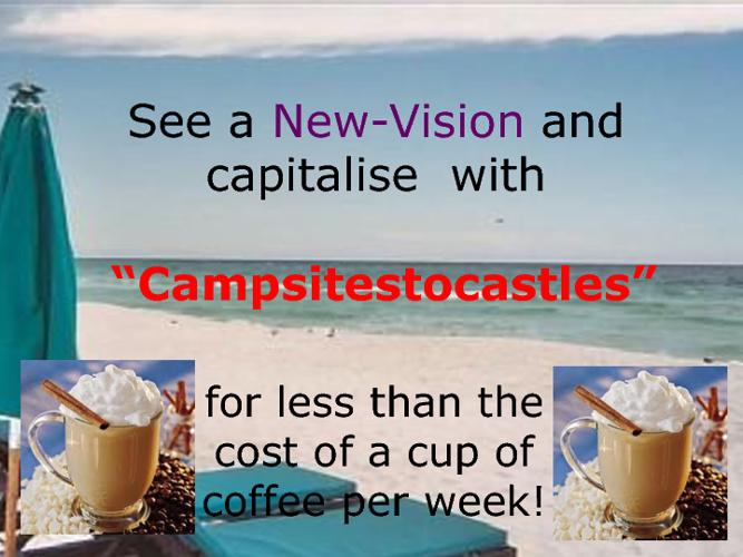 Campsitestocastles Brochure
